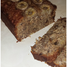 Banana and Date Loaf